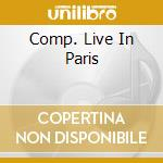 COMP. LIVE IN PARIS cd musicale di Wes Montgomery