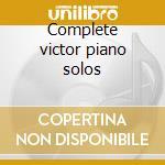 Complete victor piano solos cd musicale di Fats Waller