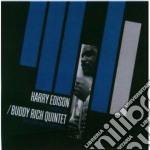 Harry Edison / Buddy Rich - Complete Studio Recordings cd musicale di Rich b Edison harry