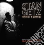 COMPL.STUDIO ROOST SESS. cd musicale di Q Getz stan quartet