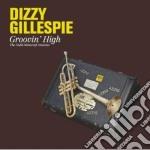 Dizzy Gillespie - Groovin' High cd musicale di Dizzy Gillespie