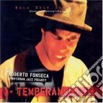 Roberto Fonseca - Temperamento cd musicale di Roberto Fonseca