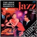 (LP VINILE) JAZZ: RED, HOT AND COOL                   lp vinile di Brubeck dave quartet