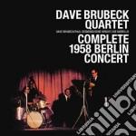Dave Brubeck - Complete 1958 Berlin Concert cd musicale di Dave Brubeck