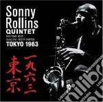 Sonny Rollins - Tokyo 1963 cd musicale di Sonny Rollins