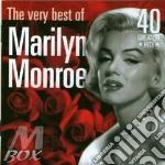 THE VERY BEST OF... cd musicale di MARILYN MONROE
