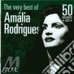 THE VERY BEST OF... cd musicale di AMALIA RODRIGUEZ