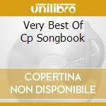 VERY BEST OF CP SONGBOOK cd musicale di PORTER COLE