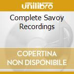 COMPLETE SAVOY RECORDINGS cd musicale di ECKSTINE BILLY