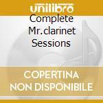 COMPLETE MR.CLARINET SESSIONS cd musicale di DE FRANCO BUDDY QUAR