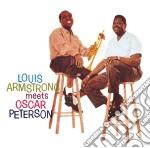 Louis Armstrong - Louis Armstrong Meets Oscar Peterson cd musicale di Louis Armstrong