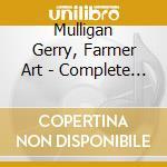Mulligan Gerry, Farmer Art - Complete Live In Rome Concert cd musicale di Gerry Mulligan