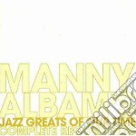 Manny Albam - Jazz Greats Of Our Time - Complete Recordings cd musicale di Manny Albam