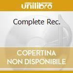 COMPLETE REC. cd musicale di ERIC DOLPHY QUARTET