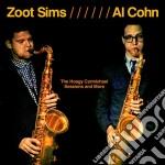 Zoot Sims / Al Cohn - The Hoagy Carmichael Sessions And More cd musicale di Cohn al Sims zoot