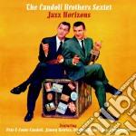 Candoli Brothers - Jazz Horizons cd musicale di Brothers Candoli