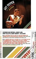 Art Pepper - The 1975 Garden State Jam Sessions cd musicale di Art Pepper