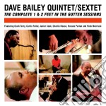 The complete 1 & 2 feet in the gutter se cd musicale di Dave Bailey