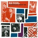 Shank / Cooper - European Tour '58 cd musicale di Cooper bo Shank bud