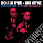 Donald Byrd / Gigi Gryce - Complete Jazz Lab Studio Sessions 1 cd musicale di Gryce g Byrd donald