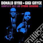 Donald Byrd / Gigi Gryce - Complete Jazz Lab Studio Sessions 2 cd musicale di Gryce g Byrd donald