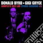 Donald Byrd / Gigi Gryce - Complete Jazz Lab Studio Sessions 3 cd musicale di Gryce g Byrd donald
