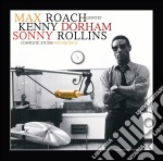 Complete studio recordings cd musicale di Dorham ke Roach max
