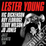 Lester Young - Jazz Giants '56 cd musicale di Lester Young