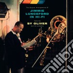 Oliver Sy And His Orchestra - The Original Arrangements Of Jimmie Lunceford In Hi-fi cd musicale di Oliver sy and his or