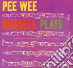 Pee Wee Russell - Plays cd musicale di Russell pee wee