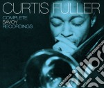 Curtis Fuller - Complete Savoy Recordings cd musicale di FULLER CURTIS