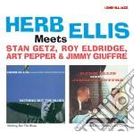 Herb Ellis - Meets Getz, Eldridge, Pepper, Giuffre cd musicale di Ellis getz eldridg