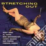 Zoot Sims / Bob Brookmeyer - Stretching Out cd musicale di Brookmeye Sims zoot