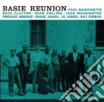 Quinichette Paul All Stars - Basie Reunion + For Basie cd musicale di QUINICHETTE PAUL ALL