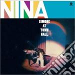 (LP VINILE) At town hall [lp] lp vinile di Nina Simone
