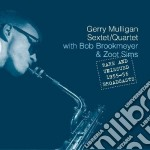 Gerry Mulligan - Rare And Unissued 1955-56 Broadcasts cd musicale di Gerry Mulligan