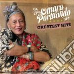 Omara Portuondo - Greatest Hits cd musicale di Omara Portuondo