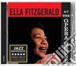 Ella Fitzgerald - At The Opera House cd musicale di Ella Fitzgerald