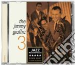 Jimmy Giuffre - The Jimmy Giuffre 3 / Trav'lin' Light cd musicale di Jimmy Giuffre
