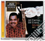 Art Farmer / Bill Evans - Modern Art cd musicale di FARMER ART & BILL EVANS