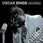 Oscar Peterson - Oscar Sings cd musicale di Oscar Peterson