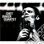 Chet Baker - Live In France 1978 cd musicale di BAKER CHET QUARTET