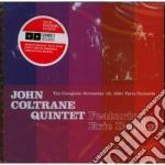 John Coltrane - The Complete November 18, 1961 Paris Concerts cd musicale di Coltrane john quinte