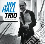 Hall Jim - The Complete Jazz Guitar cd musicale di HALL JIM TRIO
