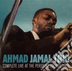 Jamal Ahmad Trio - Complete Live At The Pershing Lounge 1958 cd musicale di Jamal ahmad trio
