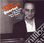 Lennie Tristano - Live At The Confucius Restaurant cd musicale di Tristano lennie quartet