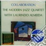 COLLABORATION cd musicale di The modern jazz quar