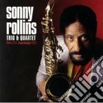 Sonny Rollins - Paris 1965 - Copenhagen 1968 cd musicale di Sonny Rollins