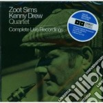 Zoot Sims / Kenny Drew - Complete Live Recordings cd musicale di Drew kenn Sims zoot