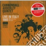 Cannonball Adderley - Live In Italy 1969 cd musicale di Cannonball Adderley